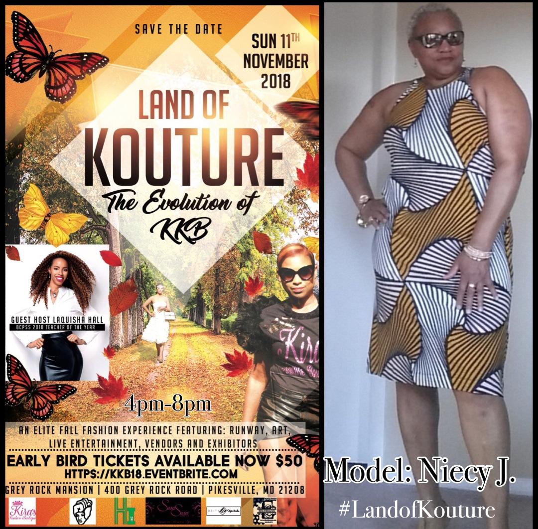 Land of Kouture Fashion Show